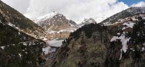 Val De Nuria, Pyreneet