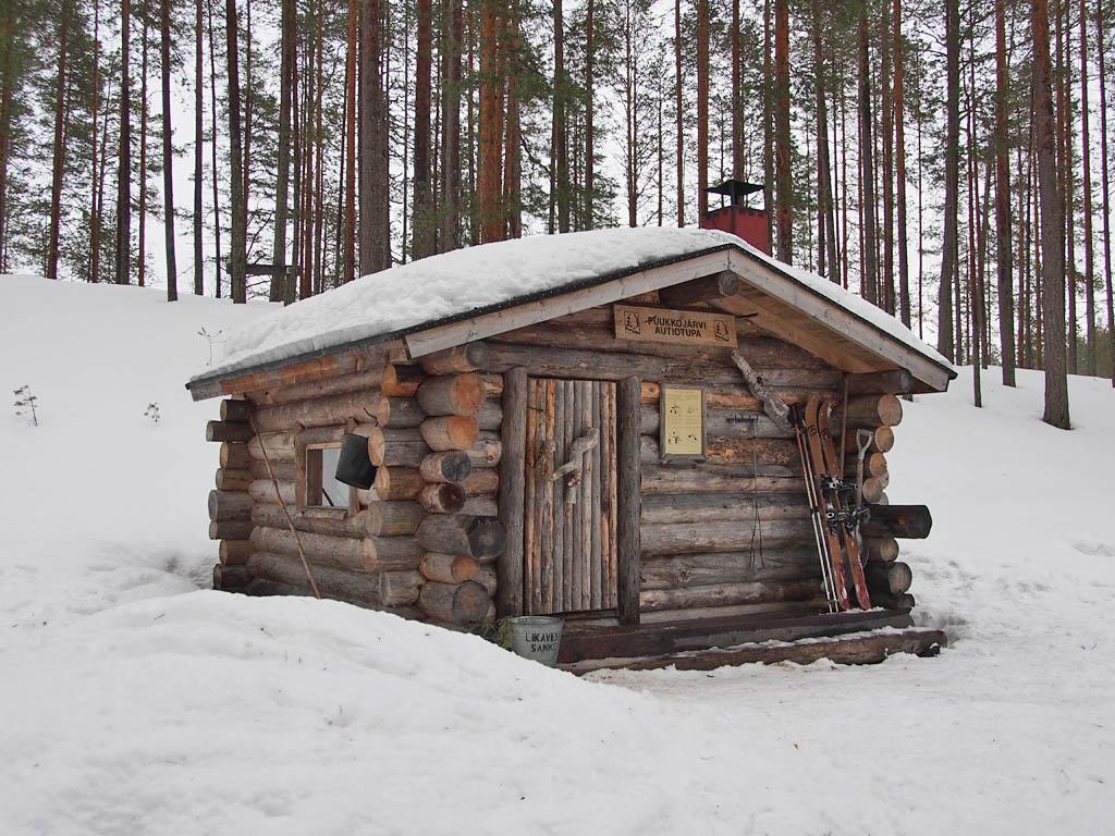 Pääsiäisen hiihtoretki Hossaan – Pasin retkeilyblogi